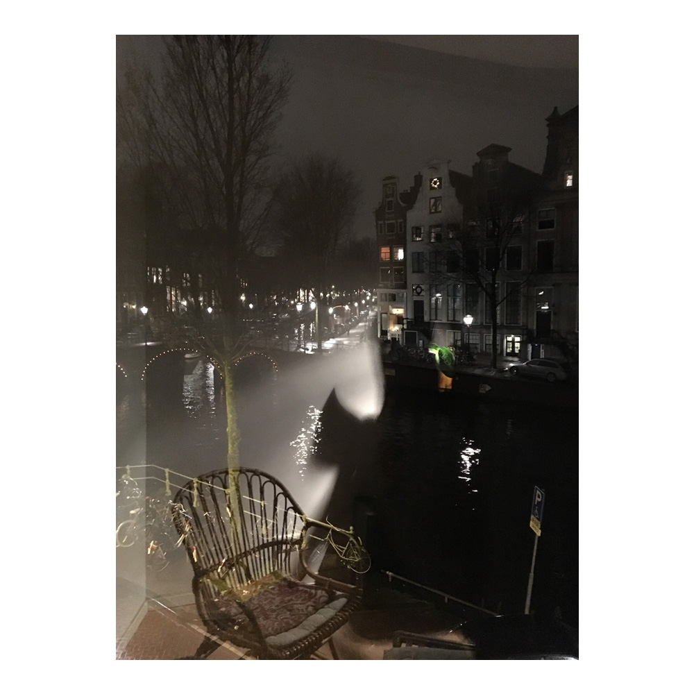 Silke Lange – As clear as if it were yesterday / So nah, als wäre es gestern / Amsterdam / 2019